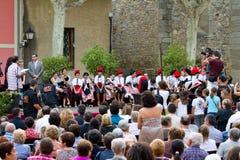La Verema Festival, Alella Stock Photo