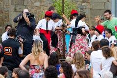 La Verema Festival, Alella Stock Image