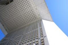 La-Verteidigung, Grande Arche Lizenzfreie Stockbilder