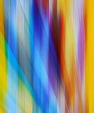 La vertical colorea el fondo Fotografía de archivo libre de regalías