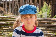 La verticale des enfants Photos libres de droits
