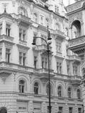 La via di Praga Fotografia Stock