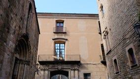 La vicinanza gotica Immagini Stock