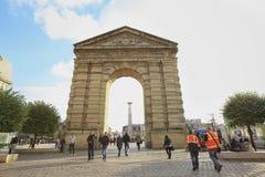 La Victoire, Bordeaux, France Royalty Free Stock Images