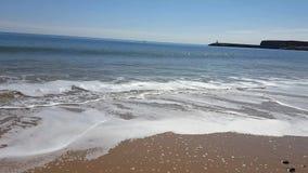 La vidéo aménage la plage en parc Lagos clips vidéos