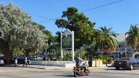 La vidéo de Key West 4k d'hôtel la plus la plus au sud banque de vidéos
