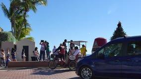 La vidéo de Key West 4k de point la plus la plus au sud clips vidéos
