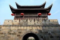La vida en el campo de la ciudad antigua de Qianzhou Fotografía de archivo libre de regalías