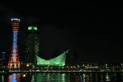 La vie à Kobe Photographie stock libre de droits