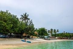 La vie d'île de phi de phi Photographie stock libre de droits