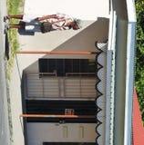 La vie d'île des Caraïbes Photographie stock libre de droits