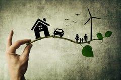 La vie d'Eco Photos libres de droits