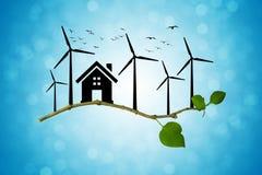 La vie d'Eco Photographie stock libre de droits