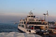 La vie d'Istanbul Image libre de droits