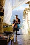 La vie dans Sapa-Viet Nam Photographie stock libre de droits