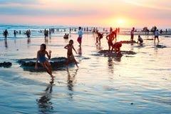 La vie de Bali Images libres de droits