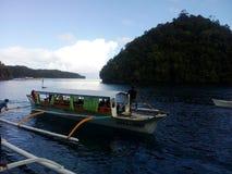 La vie de bateau Image libre de droits