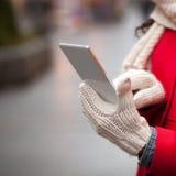 La vie de batterie courte en temps froid Photographie stock libre de droits
