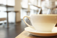 La vie de café Photographie stock