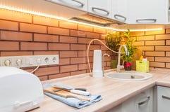 La vie de cuisine ou comment ?tre une bonne femme au foyer image stock