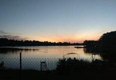 La vie de lac Photos stock
