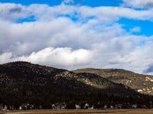 La vie de montagne Photo libre de droits