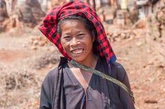 La vie de Myanmar Images stock