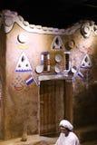 La vie de personnes aux bédouins de désert - Egypte images stock