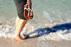 La vie de plage Images stock