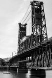 La vie de pont de Portland Photo stock