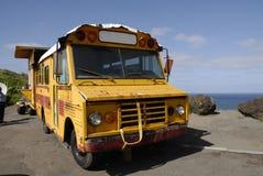 La vie de touristes sur l'île de Maui Photos libres de droits