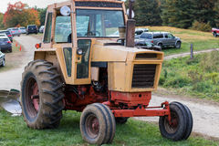 La vie de tracteur image libre de droits