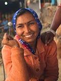 La vie de village, Ràjasthàn rural, Inde Photos libres de droits