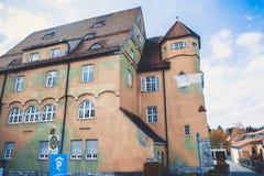 La vie de ville à Munich photo stock