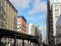 La vie de ville Photos libres de droits