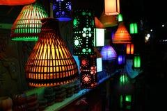 La vie des lumières Photographie stock libre de droits