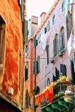 La vie domestique de Venise Images stock