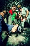 La vie grunge Photographie stock libre de droits