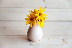 La vie toujours avec des fleurs de ressort Photo libre de droits