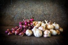 La vie toujours avec des légumes Photographie stock