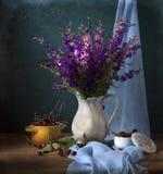 Fleurs sauvages Image stock