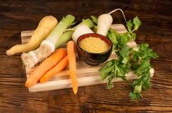 De légumes toujours la vie Photo stock