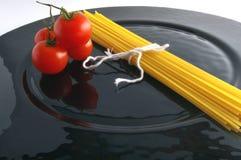 Spaghetti Image stock