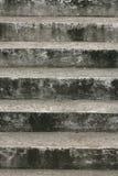 La vieille échelle d'escalier Photo stock