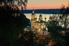 La vieille église Image stock