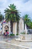 La vieille église Images libres de droits