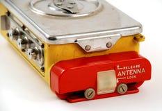La vieille électronique Photo stock