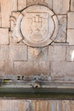La vieille blanchisserie Alter font Chao, région de Beiras, Image stock