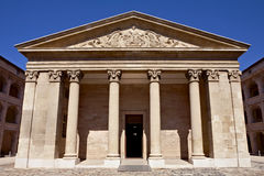 La Vieille Charite, Marseille Image stock