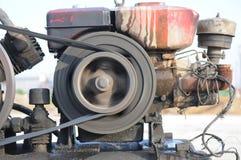 La vieille engine de turbin Photos stock